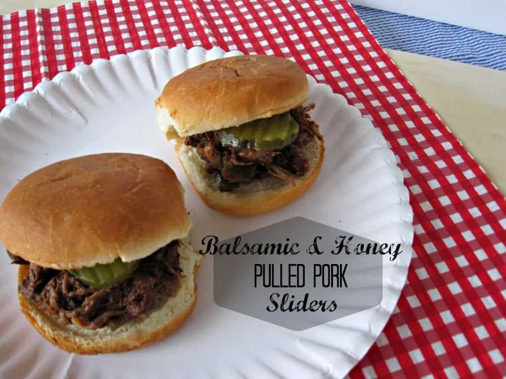 slow cooker barbeque pork recipe