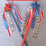Fourth of July Firework Wands (and a Chance to Win a Set!)