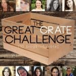 The Great Crate Challenge – My Rolling Firewood Caddy!
