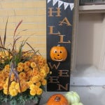 Pick Your Pumpkin Challenge – Light Up Halloween Sign