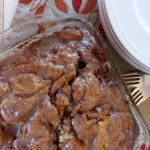 Brown Sugar and Cinnamon Swirl Cake