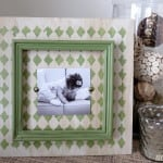 Thrift Flip Friday {Thrift Shop Picture Frame Makeover}