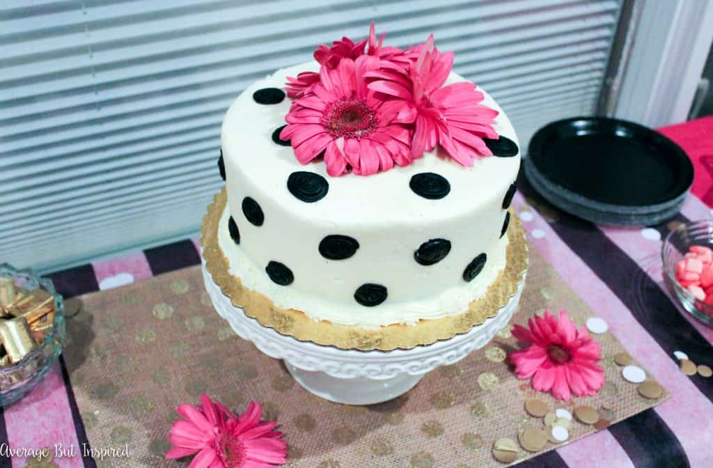 So cute! This Kate Spade inspired birthday party post is full of cute decor ideas and inspiration for any adorably fabulous party you may be planning!