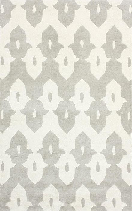 This affordable area rug in shades of beige and cream would look beautiful in any room. Galicha 43