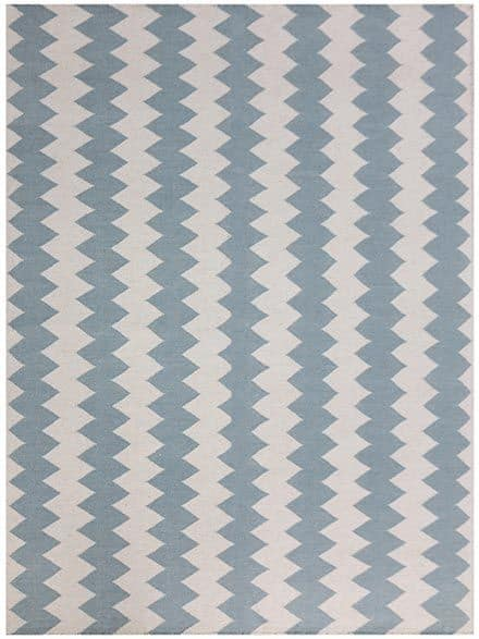 Zara Rug - a beautiful flat weave rug.