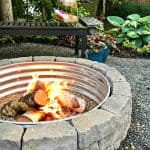 How to Build a Custom Backyard Fire Pit