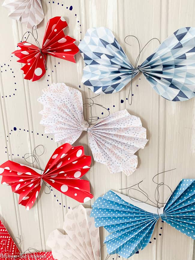 How to Make Paper Butterflies for Crafts, Decor, and More!